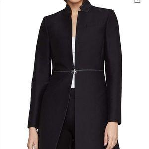 BCBG convertible zip black jacket